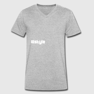 style de style - T-shirt bio col V Stanley & Stella Homme