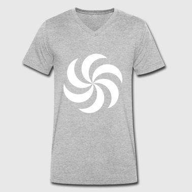 Vortex vortex - Men's Organic V-Neck T-Shirt by Stanley & Stella