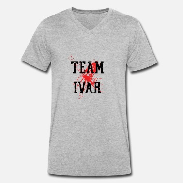 Ivar Team Ivar - Men's Organic V-Neck T-Shirt by Stanley & Stella