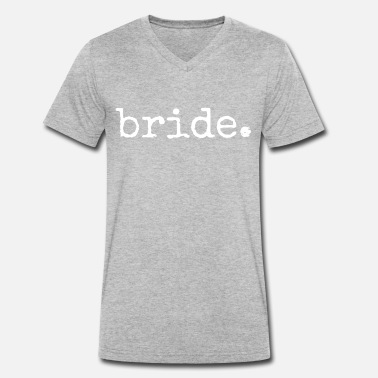 Blivande Brud Blivande brud. Hens Party. bachelorette Night Party - T-shirt med V-ringning herr