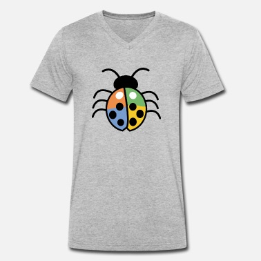 Debug debugging - Men's Organic V-Neck T-Shirt by Stanley & Stella