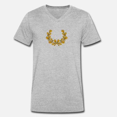 Branch branch - Men's Organic V-Neck T-Shirt by Stanley & Stella