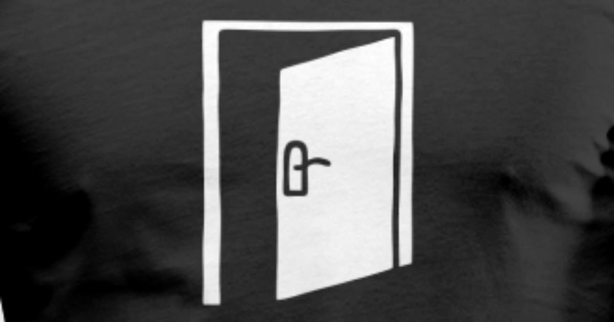 Türrahmen - Türe von Te-Shirts | Spreadshirt