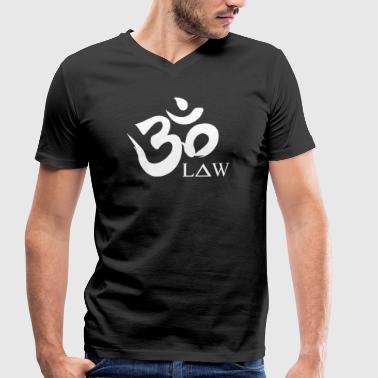 Ohm's Law - Ohms Law - Men's Organic V-Neck T-Shirt by Stanley & Stella
