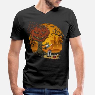 Coole Sprüchemotive Halloweenshirt Schwarze Katze Gr S