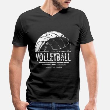 Match De Volley Match de volleyball Match 2reborn - T-shirt bio col V Stanley & Stella Homme