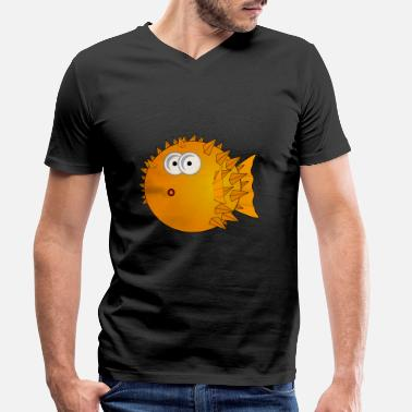 Blowfish blowfish - Men's Organic V-Neck T-Shirt