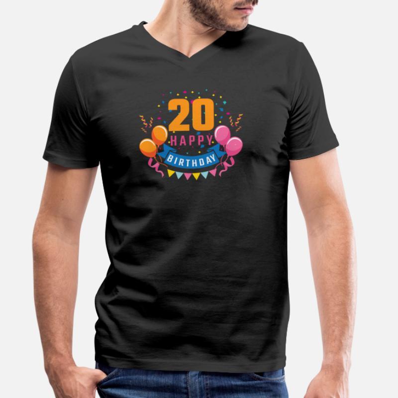 2450a37b4 Pedir en línea Feliz Cumpleaños Camisetas