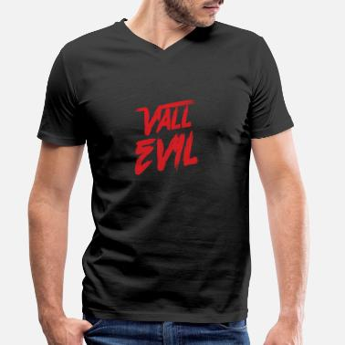 Pull The Root Root of All Evil - Root of All Evil Gift - Men's Organic V-Neck T-Shirt
