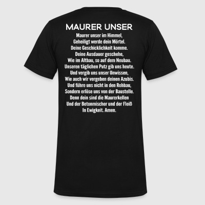 suchbegriff 39 maurer handwerk 39 t shirts online bestellen spreadshirt. Black Bedroom Furniture Sets. Home Design Ideas