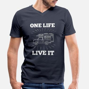 Offroad Vehicles Offroad 4x4 gift offroad vehicles - Men's Organic V-Neck T-Shirt