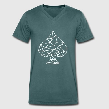 PIK - Men's Organic V-Neck T-Shirt by Stanley & Stella
