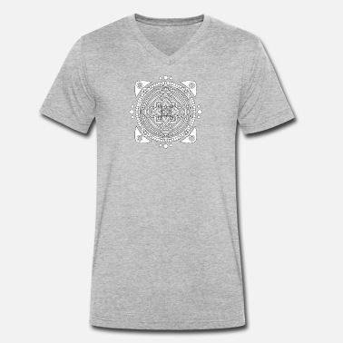 Zen ZEN - Men's Organic V-Neck T-Shirt