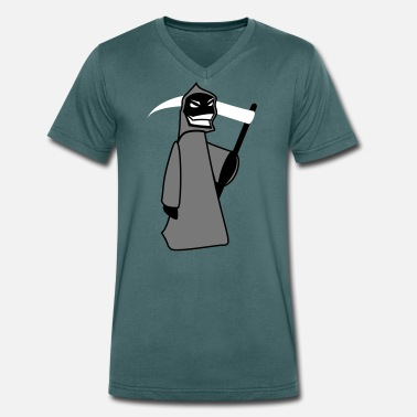 Reaper Reaper - Men's Organic V-Neck T-Shirt