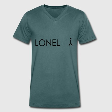 LONELY - T-shirt bio col V Stanley & Stella Homme