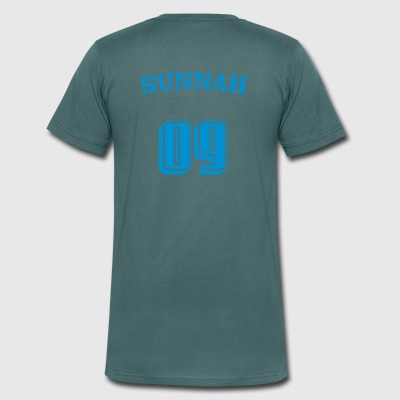 SUNNAH 09 - Men's Organic V-Neck T-Shirt by Stanley & Stella