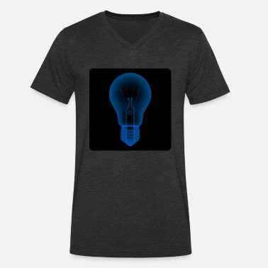 X-ray X-ray - Men's Organic V-Neck T-Shirt