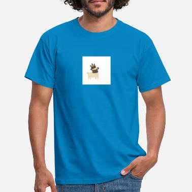 Happy Dog - Männer T-Shirt