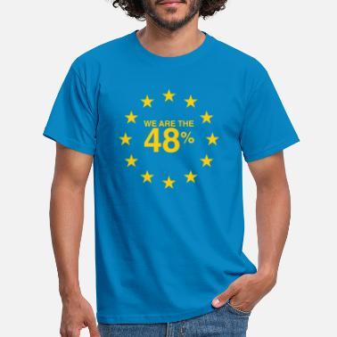REMAIN IN EUROPE EU EUROPEAN CITIZEN UNISEX TEE TOP STOP BREXIT T-SHIRT