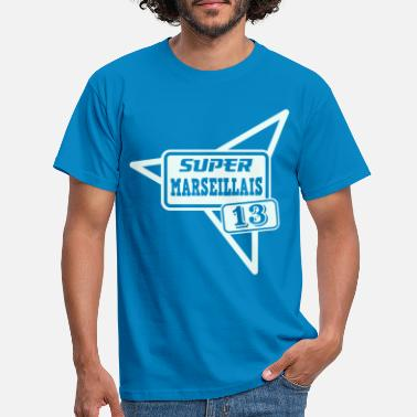 Marseilles - Men's T-Shirt