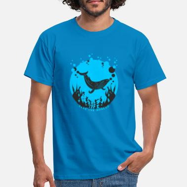 Save Save The Whales - Save the whales - Men's T-Shirt