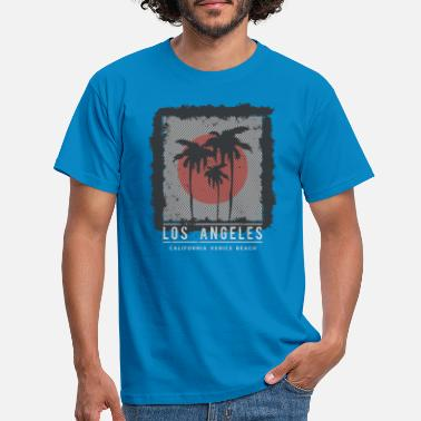 Venice Beach LA - Venice Beach - Men's T-Shirt