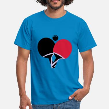 Table Tennis Table tennis, Ping pong - Men's T-Shirt
