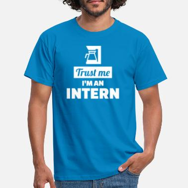 International Intern - Men's T-Shirt