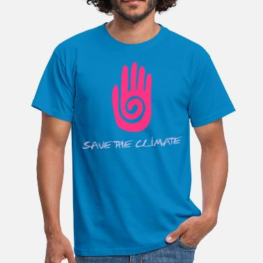 Climat save the climate - T-shirt Homme