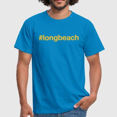LONG BEACH - T-shirt herr