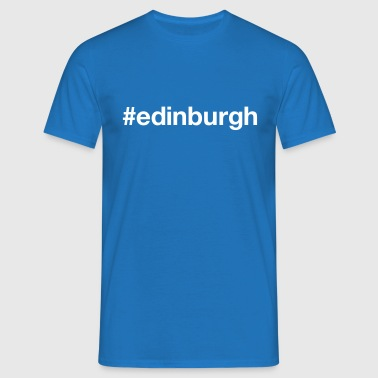 EDINBURGH - T-shirt herr