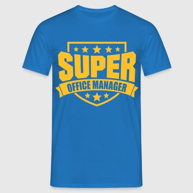 Super Office Manager - Männer T-Shirt