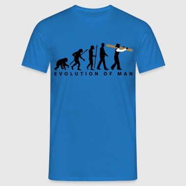 evolution_zimmermann_09_2016_a_3c - Männer T-Shirt