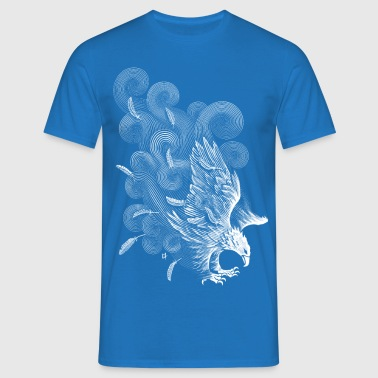 Windy Wings - Männer T-Shirt