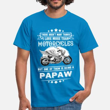 Papaw Motorcycles Papaw - Men's T-Shirt