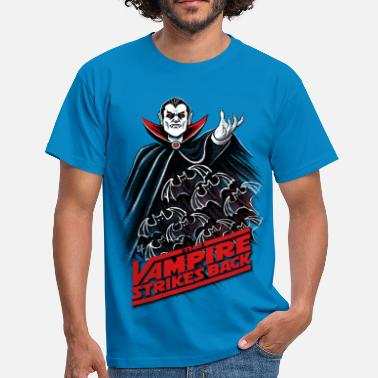 Darth The Vampire Strikes Back V1 - T-shirt Homme