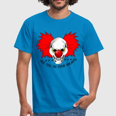 Sad Clown 2 - Männer T-Shirt