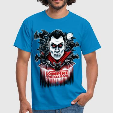 The Vampire Strikes Back V2 - T-shirt Homme