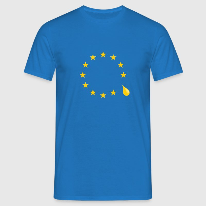 Sad UK is leaving the EU - Men's T-Shirt