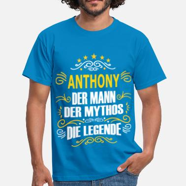 Anthony ANTHONY - Männer T-Shirt