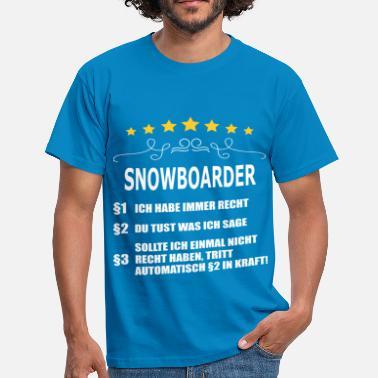 Suchbegriff: 'Lustige Snowboard Sprüche' T Shirts online bestellen