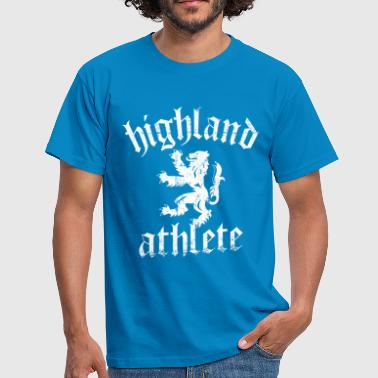 highland athlete - Männer T-Shirt
