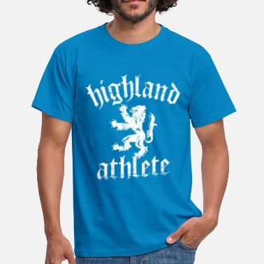 Highlander highland athlete - Männer T-Shirt