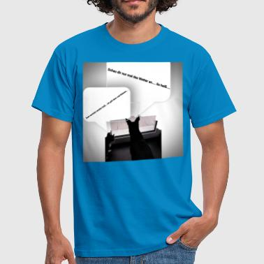 Relaxing! - Men's T-Shirt