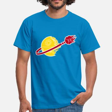 Lego   space - Men's T-Shirt