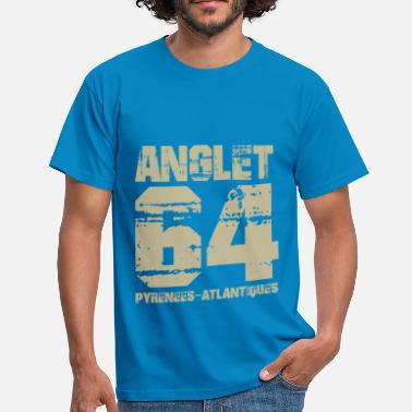 Anglet Hendaye Aquitaine Pyrénées Atlantiques 64 Anglet - T-shirt Homme