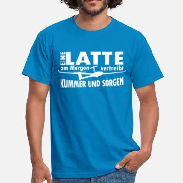 Suchbegriff Morgenlatte T Shirts Online Bestellen Spreadshirt