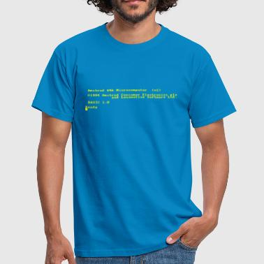 Amstrad CPC464 - T-shirt Homme