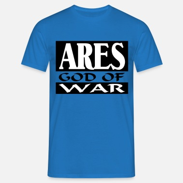 Ares Ares _-_ God_Of_War - Men's T-Shirt