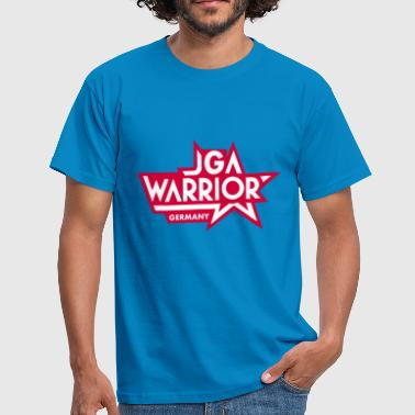 JGA Warrior Germany - Männer T-Shirt
